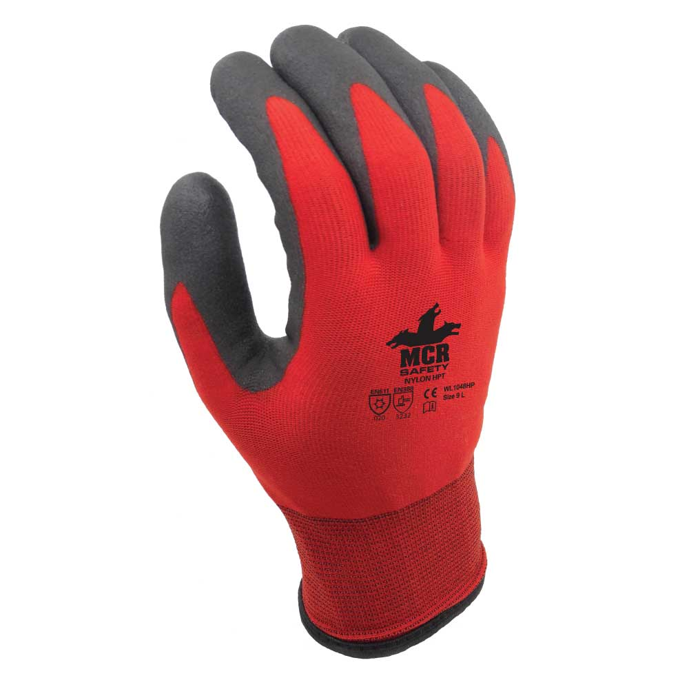 Winter lined safety glove for working in cold environments | WL1048
