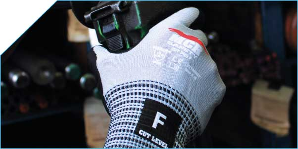 Cut Level F Protection Safety Glove